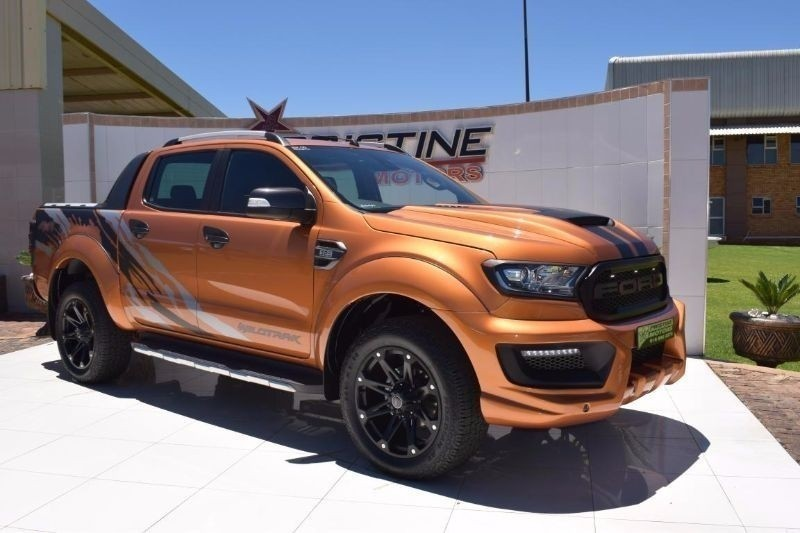 Used Ford Ranger 3.2TDCi Wildtrack 4x4 Auto Double cab ...