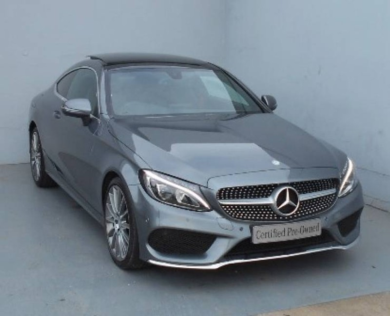 used mercedes benz c class c200 amg coupe auto for sale in kwazulu natal id 1826786. Black Bedroom Furniture Sets. Home Design Ideas