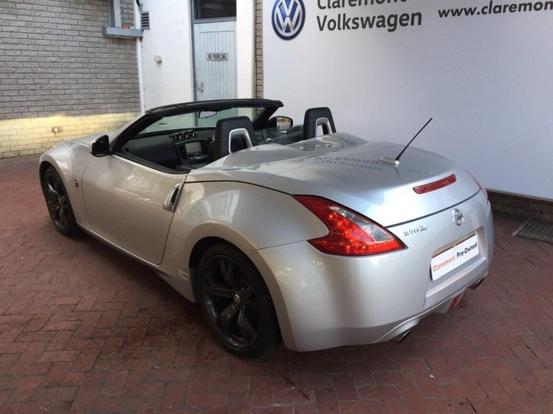 used nissan 370z roadster a t for sale in western cape id 1826998. Black Bedroom Furniture Sets. Home Design Ideas