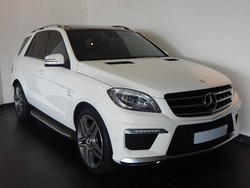 Used mercedes benz m class ml 63 amg for sale in gauteng for 2014 mercedes benz m class ml63 amg