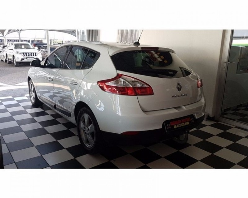used renault megane iii 1 6 dynamique 5dr for sale in gauteng id 1827593. Black Bedroom Furniture Sets. Home Design Ideas