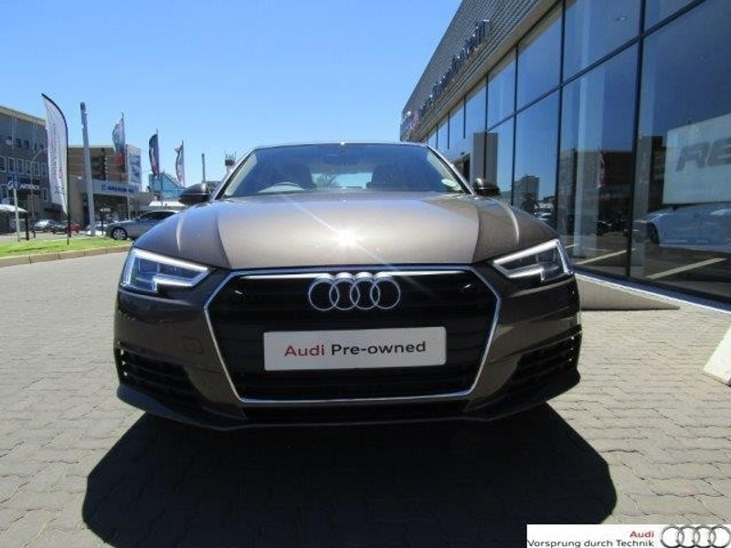 used audi a4 2 0 tdi stronic b9 for sale in free state id 1827983. Black Bedroom Furniture Sets. Home Design Ideas
