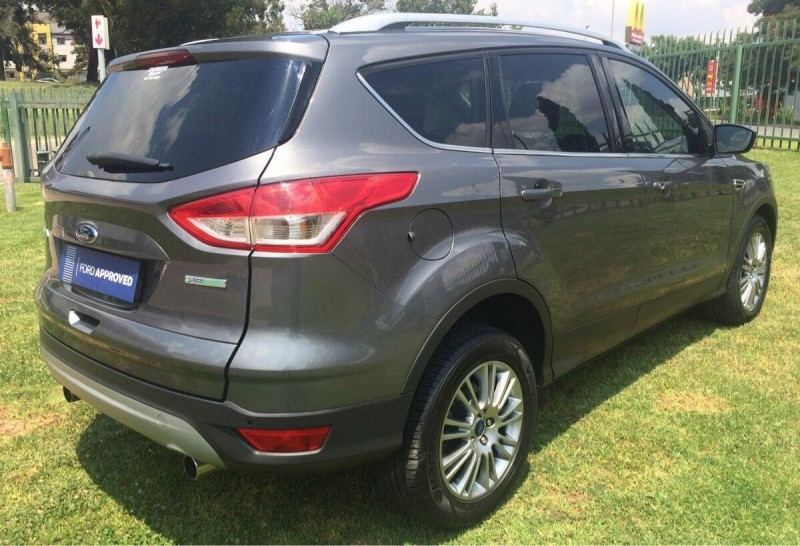 used ford kuga 1 6 ecoboost trend for sale in gauteng id 1827986. Black Bedroom Furniture Sets. Home Design Ideas