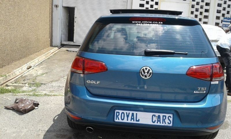 Used Volkswagen Golf VII 1.4 TSI Comfortline for sale in Gauteng - Cars.co.za (ID:1828214)