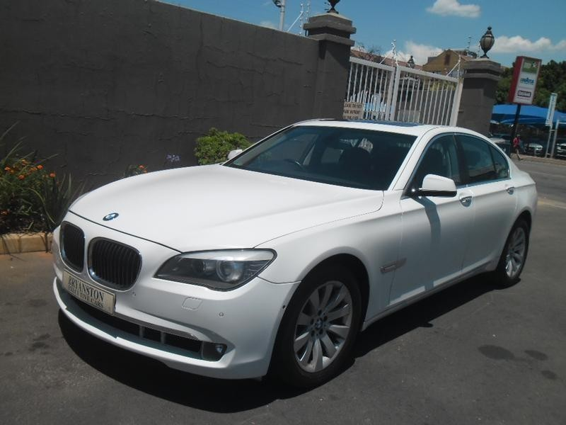 used bmw 7 series 750i f01 for sale in gauteng id 1828270. Black Bedroom Furniture Sets. Home Design Ideas