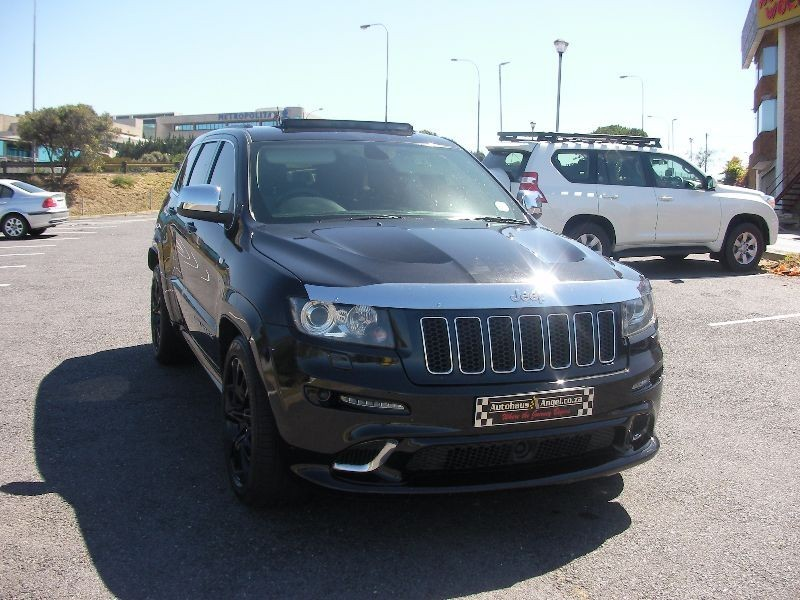 used jeep grand cherokee srt8 for sale in western cape. Black Bedroom Furniture Sets. Home Design Ideas
