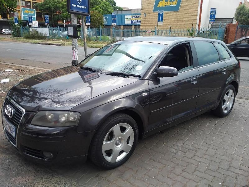 used audi a3 2 0t fsi for sale in gauteng id 1828353. Black Bedroom Furniture Sets. Home Design Ideas