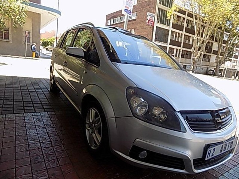 used opel zafira 1 8 enjoy panoramic for sale in gauteng id 1828532. Black Bedroom Furniture Sets. Home Design Ideas