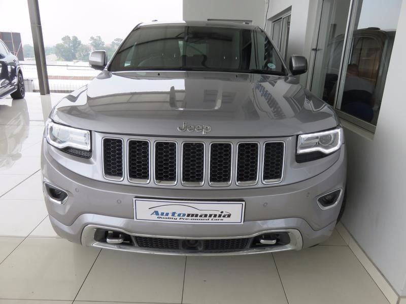 used jeep grand cherokee 2014 jeep grand cherokee 3 0crd overland for sale in gauteng. Black Bedroom Furniture Sets. Home Design Ideas