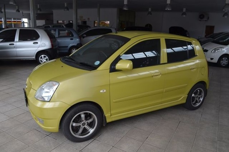 used kia picanto 1 1 ex for sale in gauteng id 1829460. Black Bedroom Furniture Sets. Home Design Ideas