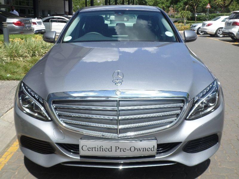 Used mercedes benz c class c250 exclusive auto for sale in for Mercedes benz pretoria