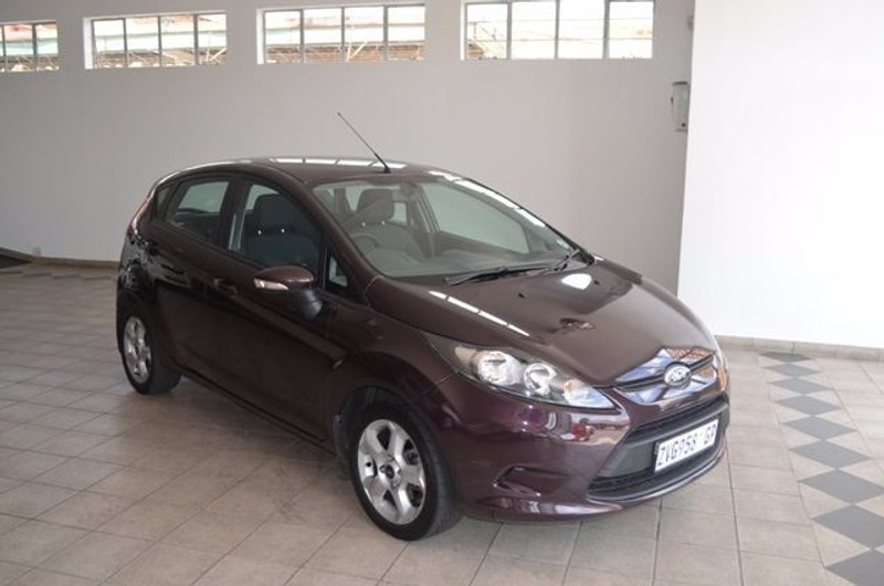 used ford fiesta 1 6 trend for sale in gauteng id 1829508. Black Bedroom Furniture Sets. Home Design Ideas