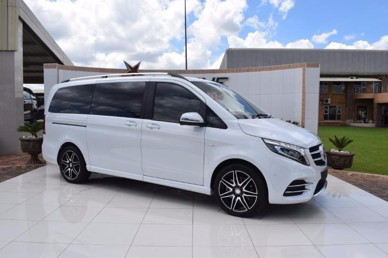 Used mercedes benz v class amg line for sale in gauteng for Mercedes benz v class for sale