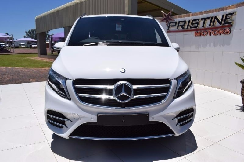 used mercedes benz v class amg line for sale in gauteng. Black Bedroom Furniture Sets. Home Design Ideas