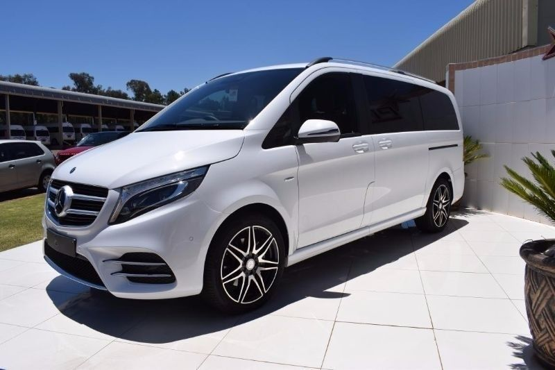 used mercedes benz v class amg line for sale in gauteng id 1829525. Black Bedroom Furniture Sets. Home Design Ideas