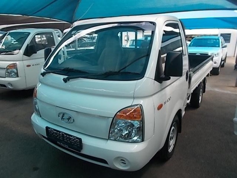 Used Hyundai H100 Bakkie 2 6i D F C C C For Sale In