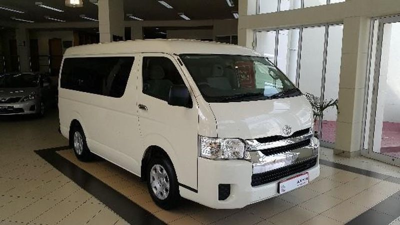 used toyota quantum 2 5 d 4d 10 seat for sale in gauteng. Black Bedroom Furniture Sets. Home Design Ideas