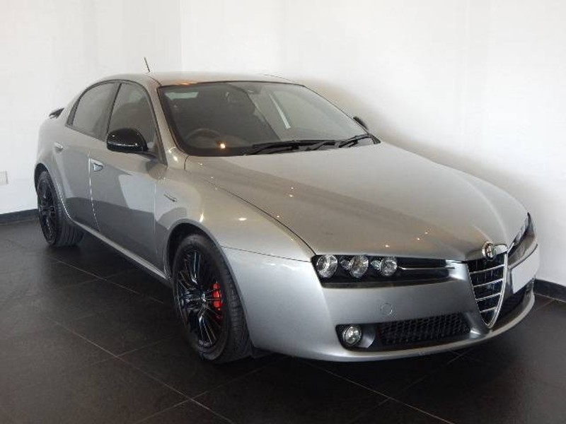 used alfa romeo 159 3 2 v6 q4 for sale in gauteng id 1830650. Black Bedroom Furniture Sets. Home Design Ideas