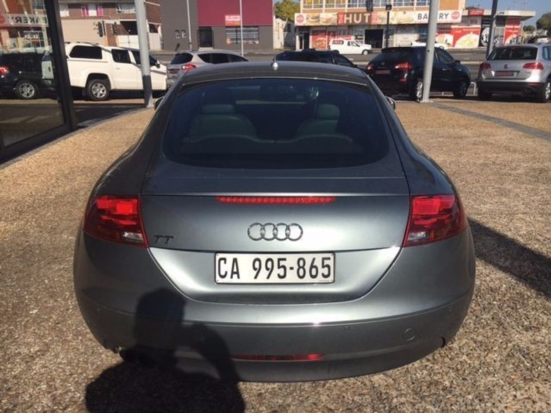 used audi tt fsi coupe stronic for sale in western cape id 1830697. Black Bedroom Furniture Sets. Home Design Ideas
