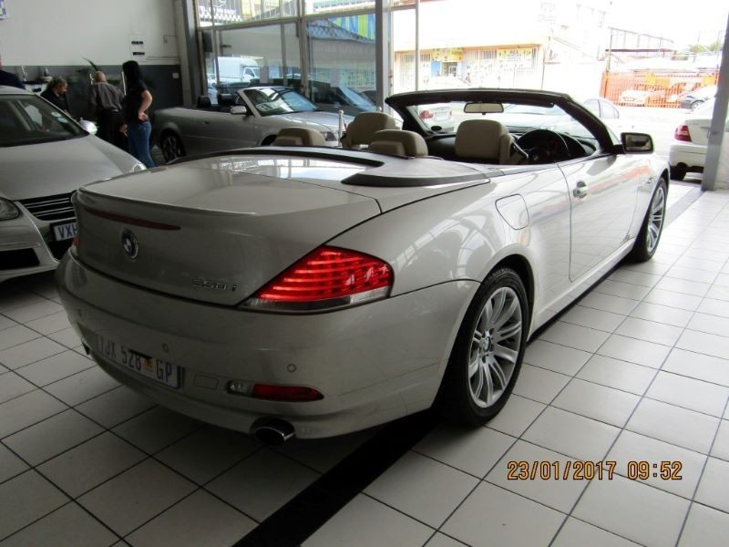 used bmw 6 series 650i convertible a t for sale in gauteng. Black Bedroom Furniture Sets. Home Design Ideas