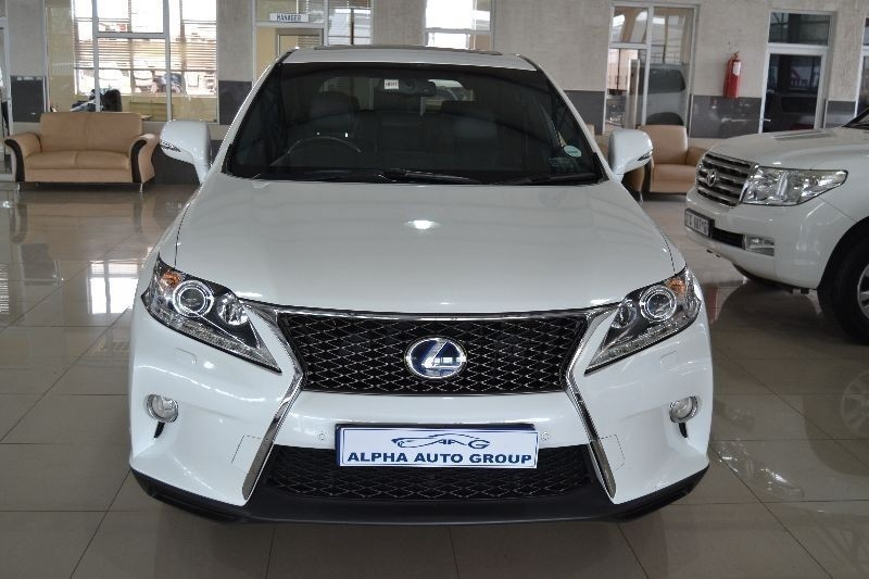 used lexus rx 450h f sport for sale in gauteng id 1831167. Black Bedroom Furniture Sets. Home Design Ideas