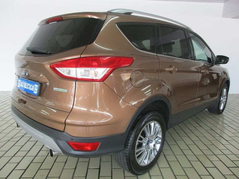 used ford kuga 1 6 ecoboost trend for sale in north west province id 1831360. Black Bedroom Furniture Sets. Home Design Ideas