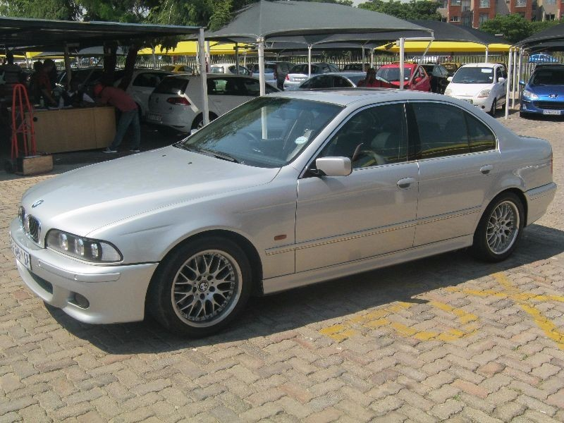 used bmw 5 series 540i a t e39 for sale in gauteng id 1831560. Black Bedroom Furniture Sets. Home Design Ideas