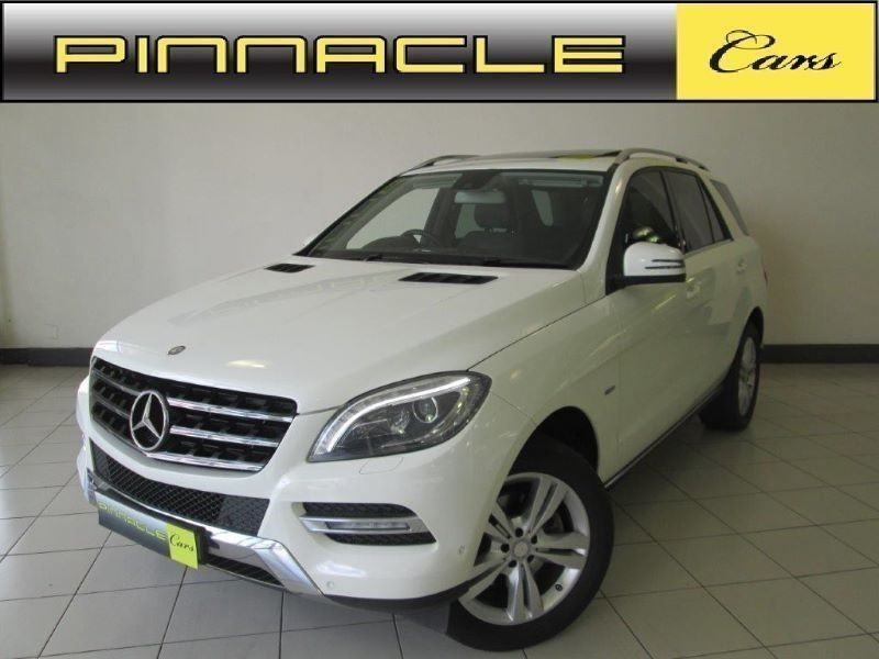 Used Mercedes Benz M Class Ml350 Bluetec Auto For Sale In