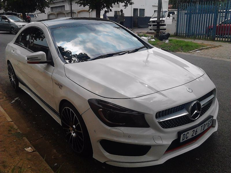 used mercedes benz cla class cla 180 amg for sale in. Black Bedroom Furniture Sets. Home Design Ideas