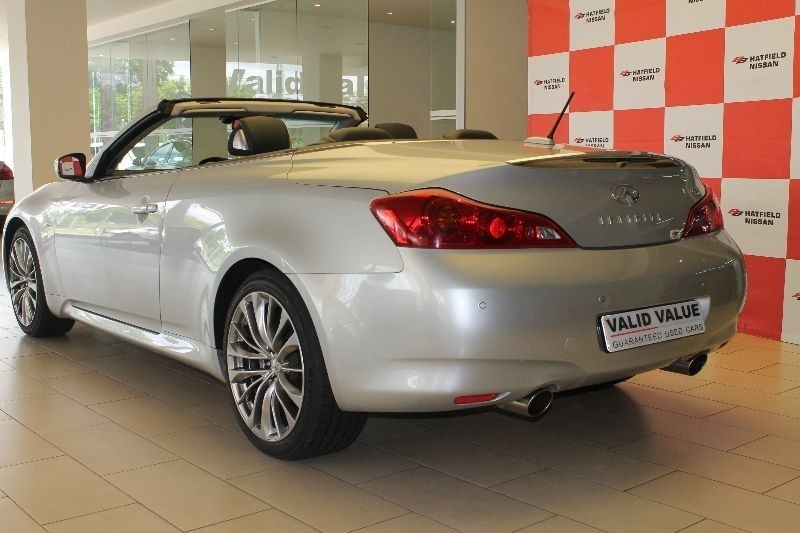 used infiniti g g37 gt cabrio premium for sale in gauteng. Black Bedroom Furniture Sets. Home Design Ideas