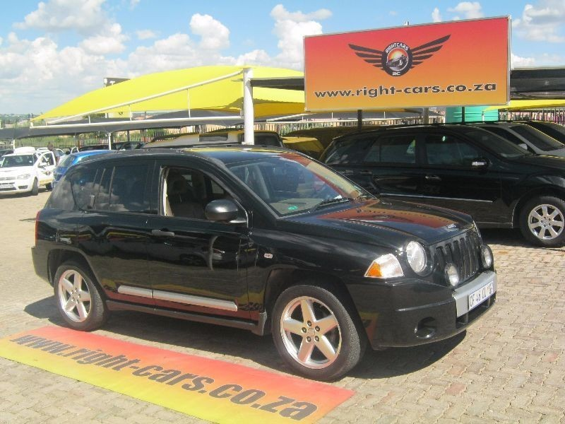 2007 jeep compass manual transmission for sale