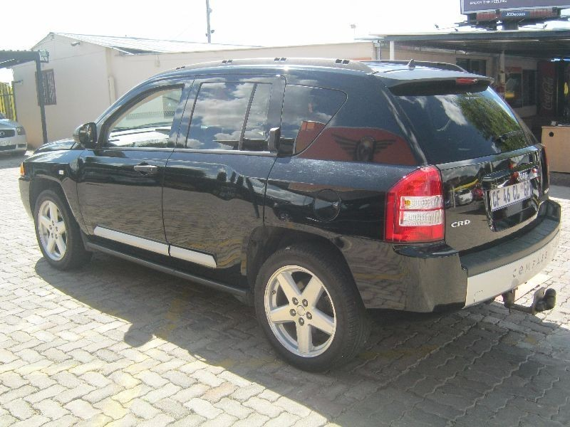 used jeep compass 2 0 crd limited for sale in gauteng id. Cars Review. Best American Auto & Cars Review