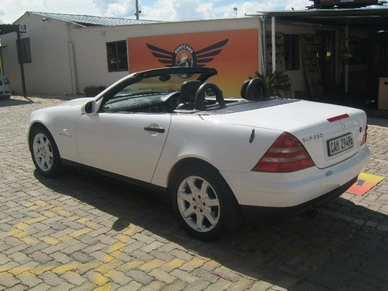 used mercedes benz slk class slk 230 kompressor a t for. Black Bedroom Furniture Sets. Home Design Ideas