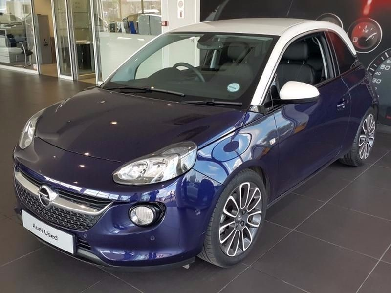 used opel adam 1 0t glam 3 door for sale in gauteng id 1832122. Black Bedroom Furniture Sets. Home Design Ideas