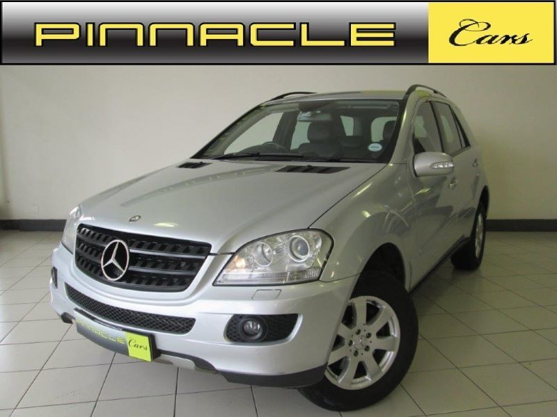 pinnacle cars 2006 mercedes benz m class ml 320 cdi auto 4matic. Black Bedroom Furniture Sets. Home Design Ideas