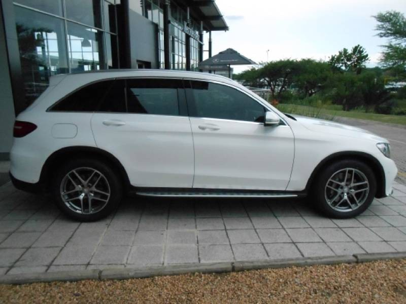 Used mercedes benz glc 220d amg for sale in mpumalanga for Mercedes benz 220d for sale