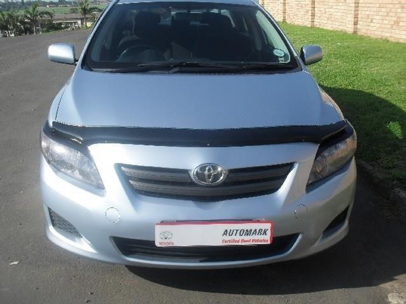 used toyota corolla 1 3 professional for sale in kwazulu natal id 1832645. Black Bedroom Furniture Sets. Home Design Ideas