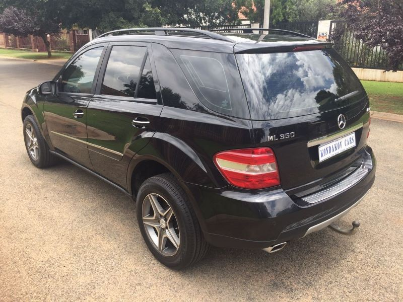 used mercedes benz m class ml 350 for sale in gauteng id 1833682. Black Bedroom Furniture Sets. Home Design Ideas