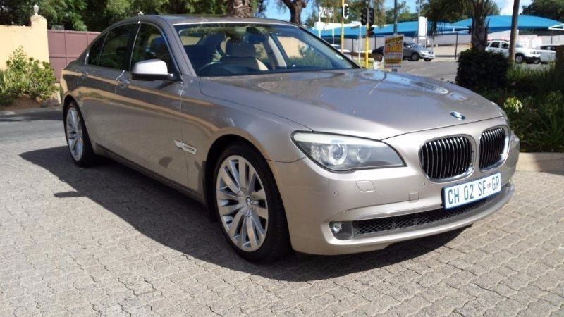 2009 bmw 7 series 730d f01 for sale in gauteng. Cars Review. Best American Auto & Cars Review