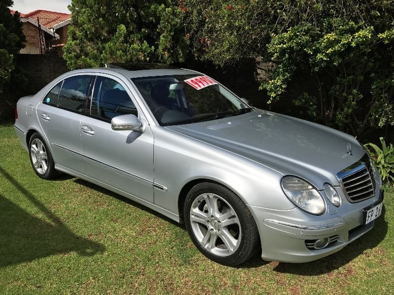 used mercedes benz e class e 320 cdi avantgarde for sale