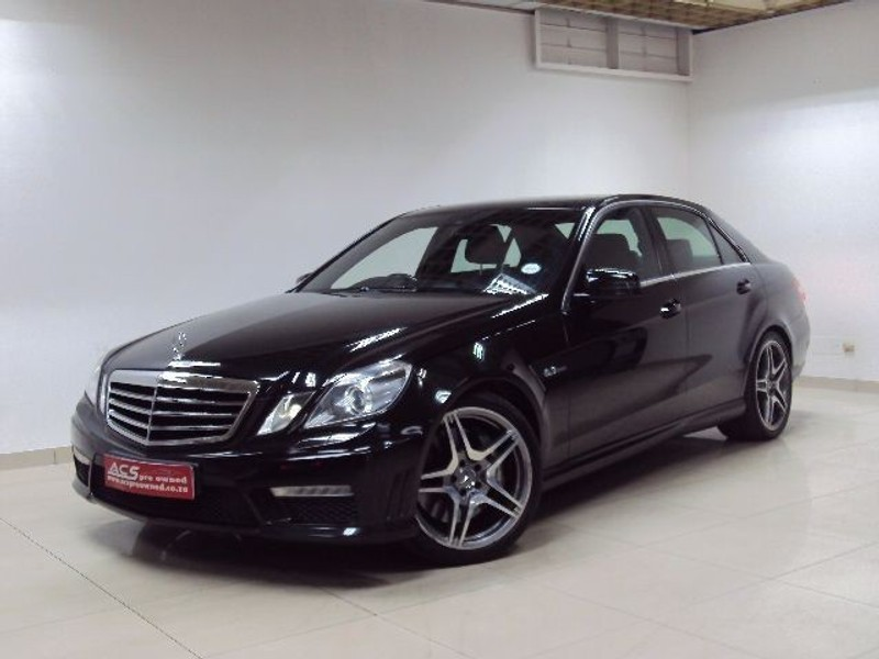 Used mercedes benz e class e63 amg 7g tronic 72000kms for for 2010 mercedes benz e63