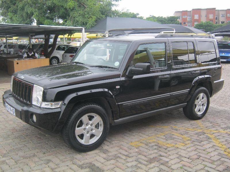 used jeep commander 4 7 v8 for sale in gauteng id 1835637. Black Bedroom Furniture Sets. Home Design Ideas
