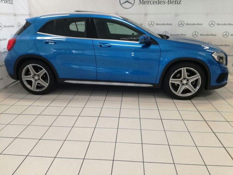 Used mercedes benz gla class 250 4matic for sale in for Mercedes benz gas type