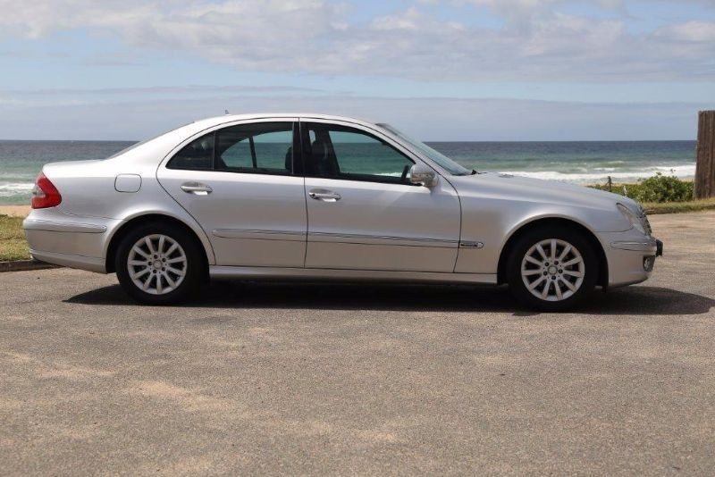 Used mercedes benz e class e280 elegance auto for sale in for 2008 mercedes benz e class for sale