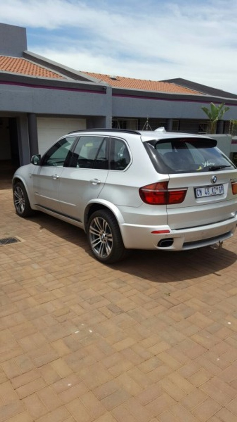 used bmw x5 m sport a t e70 for sale in gauteng. Black Bedroom Furniture Sets. Home Design Ideas