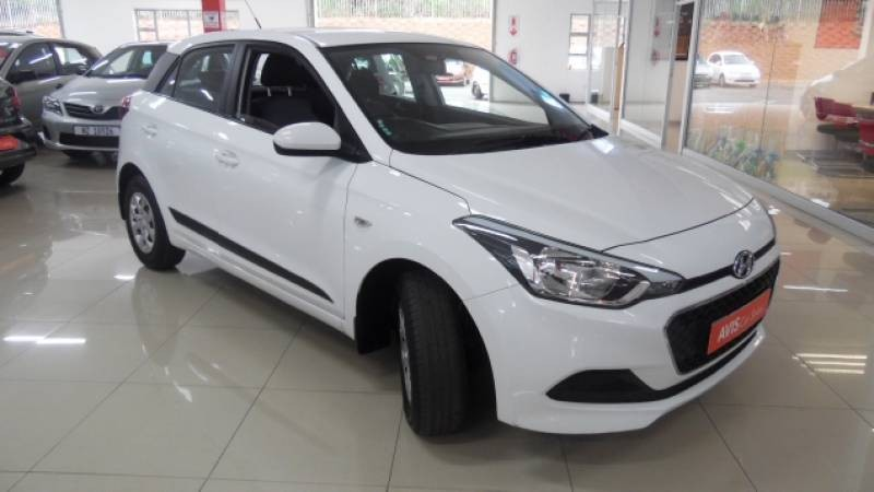 used hyundai i20 1 2 motion for sale in kwazulu natal id 1836097. Black Bedroom Furniture Sets. Home Design Ideas