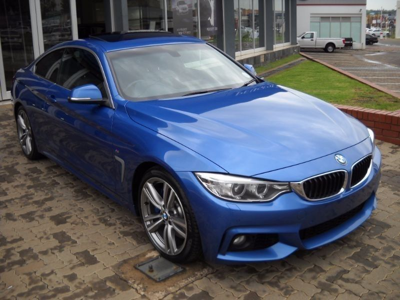 used bmw 4 series 435i coupe m sport auto for sale in gauteng id 1836191. Black Bedroom Furniture Sets. Home Design Ideas