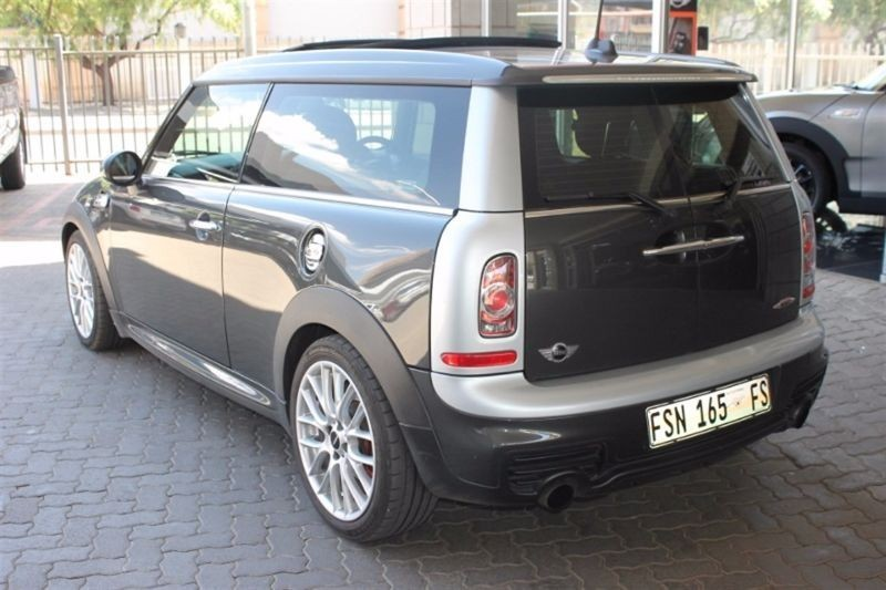 Used MINI Cooper Jcw Clubman A/t For Sale In Free State