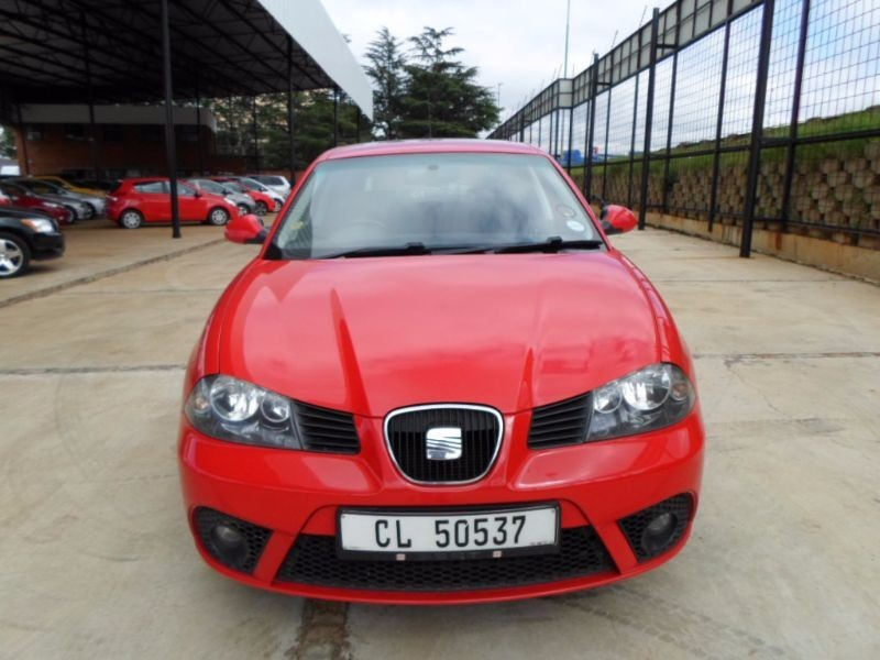 used seat ibiza 1 6 5dr for sale in gauteng. Black Bedroom Furniture Sets. Home Design Ideas
