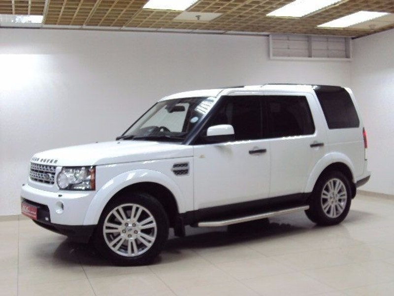 Used Land Rover Discovery 4 3 0 Tdv6 Se Auto 7 Seater For